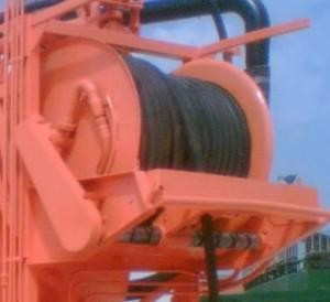 bomba de alta presión de agua limpia del camión cuba | Abasa Gestión